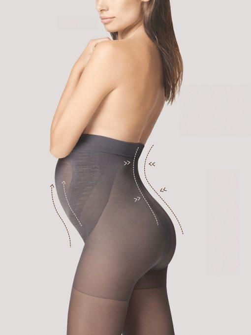 Basis graviditets strømpebuks