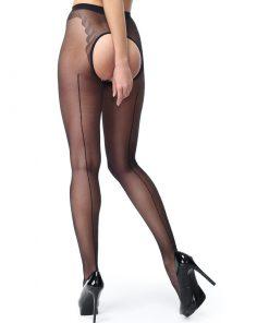 Flotte strippanty med søm
