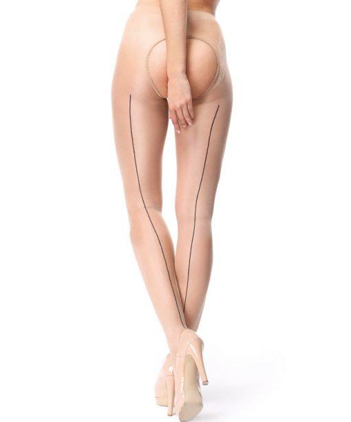 Strippanty med søm
