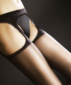 Amour strømpebukser med indbygget hofteholder fra Fiore