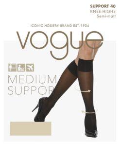 Support knæstrømpe fra Vouge