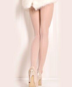Bryllupsstrømpebukser fra Ballerina