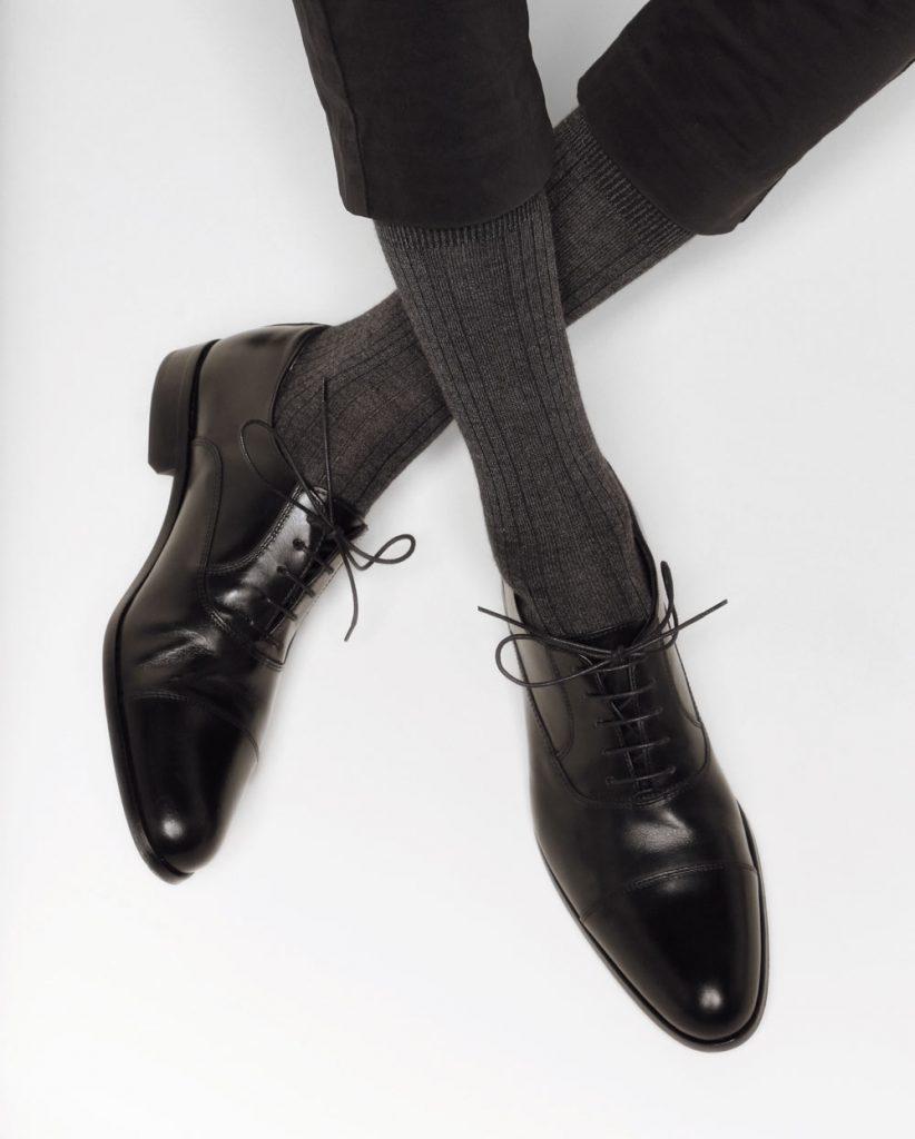 herrestroemper med fancy sko