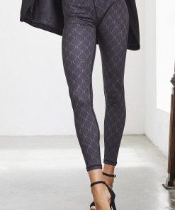 Mønstrede leggings fra Hype the Detail